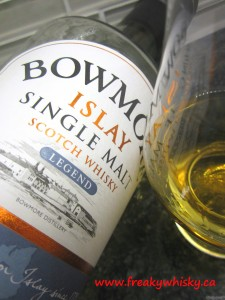 013 F Bowmore Legend