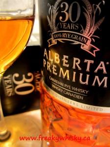 015 F Alberta Premium 30 ans