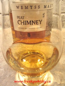 Wemyss Peat Chimney 8 ans
