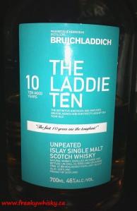Bruichladdich Laddie Ten