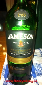 CWM Jameson Select Reserve