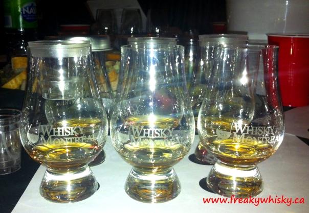 CWM Les Irlandais-verres