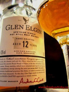 073 Glen Elgin 12 ans