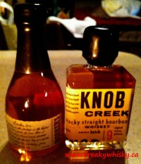 080 F Bookers Knob Creek