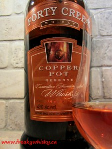 085 F Forty Creek Copper Pot Reserve