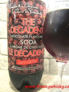 109 F President's Choice The Decadent Soda