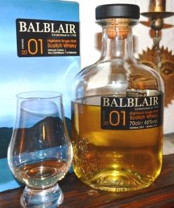 117 MP Balblair 2001999