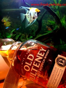 120 F Old Pulteney 12 ans