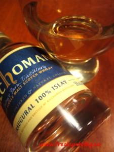 128 F Kilchoman Inaugural 100% Islay