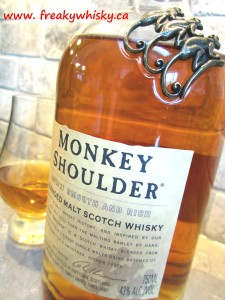 130 F Monkey Shoulder