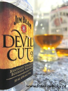 141 F Jim Beam Devil's Cut