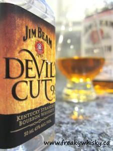141 F Jim Beam Devil's Cut