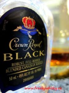 147 F Crown Royal Black