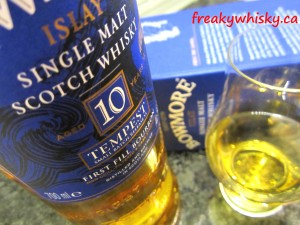 158 F Bowmore Tempest #6
