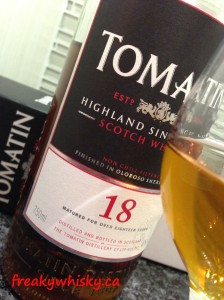 168 F Tomatin 18 ans