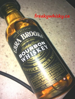 185 F Ezra Brooks Bourbon
